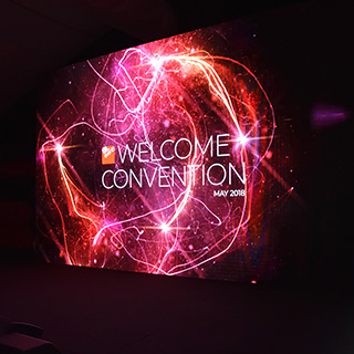 welcome convention